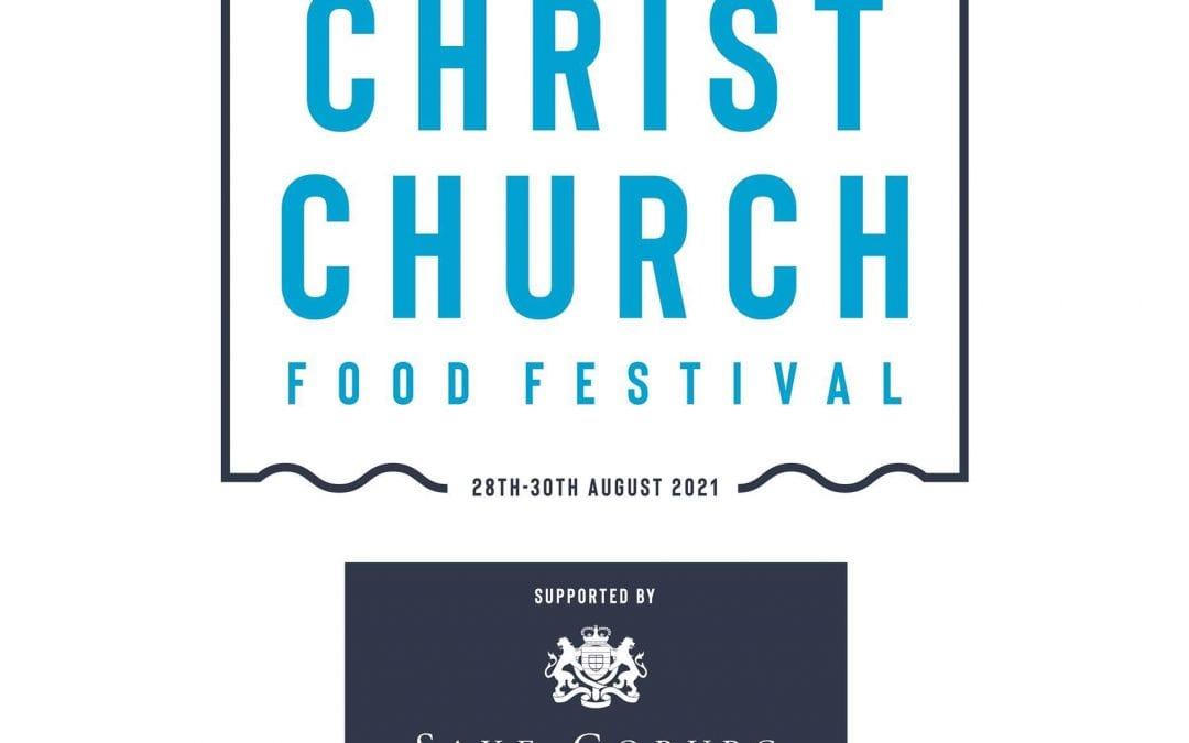 Saxe Coburg Headline Sponsor Christchurch Food Festival For The Fourth Time