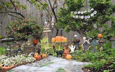 Halloween Decor – How Far Would You Go?